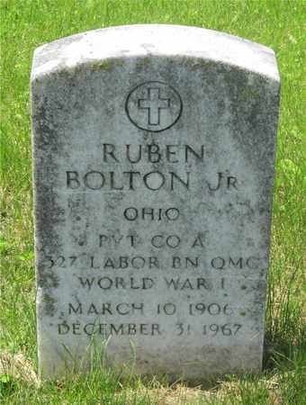 BOLTON, RUBEN - Franklin County, Ohio | RUBEN BOLTON - Ohio Gravestone Photos