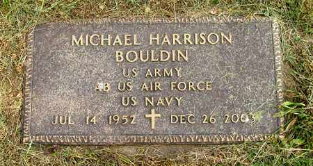 BOULDIN, MICHAEL HARRISON - Franklin County, Ohio | MICHAEL HARRISON BOULDIN - Ohio Gravestone Photos