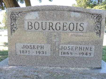 BOURGEOIS, JOSEPHINE - Franklin County, Ohio | JOSEPHINE BOURGEOIS - Ohio Gravestone Photos