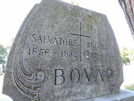 BOVA, SALVATORE - Franklin County, Ohio | SALVATORE BOVA - Ohio Gravestone Photos