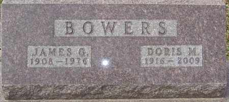 BOWERS, JAMES G - Franklin County, Ohio | JAMES G BOWERS - Ohio Gravestone Photos