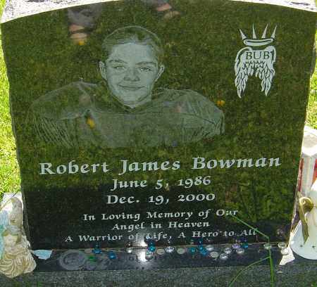 BOWMAN, ROBERT JAMES - Franklin County, Ohio | ROBERT JAMES BOWMAN - Ohio Gravestone Photos