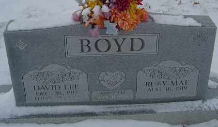BOYD, DAVID LEE - Franklin County, Ohio | DAVID LEE BOYD - Ohio Gravestone Photos