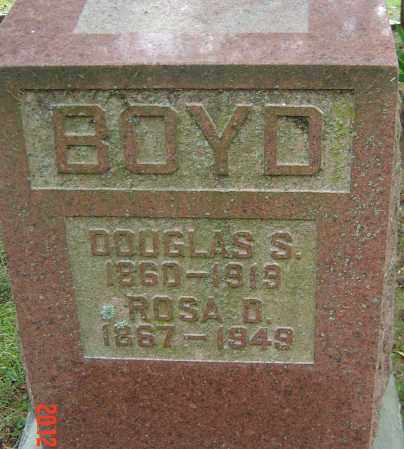 BOYD, ROSA IRENE - Franklin County, Ohio | ROSA IRENE BOYD - Ohio Gravestone Photos