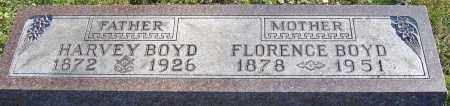 BOYD, HARVEY - Franklin County, Ohio | HARVEY BOYD - Ohio Gravestone Photos