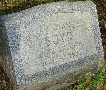 DAVIS BOYD, MARY - Franklin County, Ohio | MARY DAVIS BOYD - Ohio Gravestone Photos