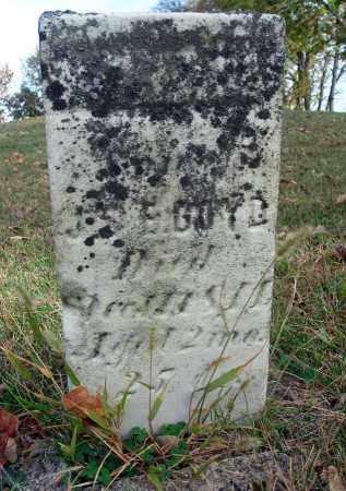 BOYD, UNKNOWN - Franklin County, Ohio | UNKNOWN BOYD - Ohio Gravestone Photos