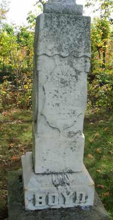 BOYD, WILLIAM? - Franklin County, Ohio | WILLIAM? BOYD - Ohio Gravestone Photos