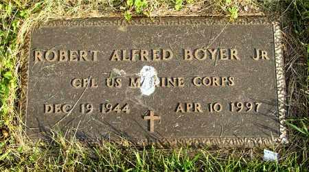 BOYER, ROBERT ALFRED - Franklin County, Ohio | ROBERT ALFRED BOYER - Ohio Gravestone Photos