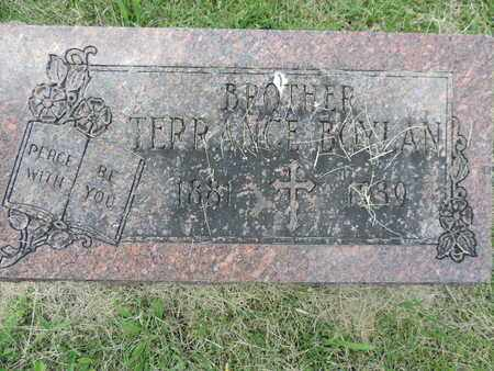 BOYLAN, TERRANCE - Franklin County, Ohio | TERRANCE BOYLAN - Ohio Gravestone Photos