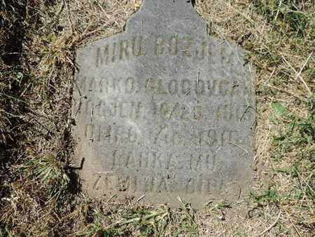 BOZDEM, MIRU - Franklin County, Ohio | MIRU BOZDEM - Ohio Gravestone Photos
