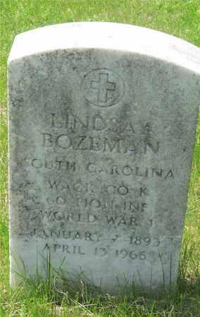 BOZEMAN, LINDSAY - Franklin County, Ohio | LINDSAY BOZEMAN - Ohio Gravestone Photos