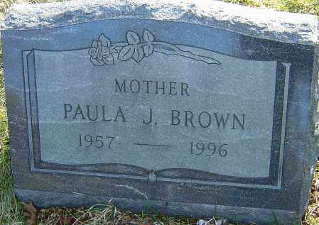 TILLEY BROWN, PAULA - Franklin County, Ohio | PAULA TILLEY BROWN - Ohio Gravestone Photos