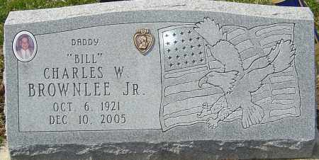 BROWNLEE, CHARLES W - Franklin County, Ohio | CHARLES W BROWNLEE - Ohio Gravestone Photos
