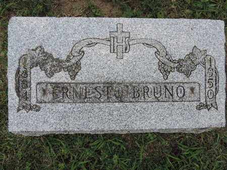 BRUNO, ERNESTO - Franklin County, Ohio | ERNESTO BRUNO - Ohio Gravestone Photos