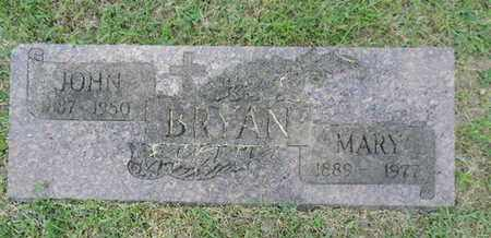 BRYAN, JOHN - Franklin County, Ohio | JOHN BRYAN - Ohio Gravestone Photos