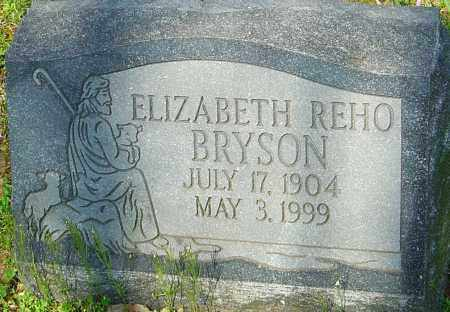 BRYSON, ELIZABETH - Franklin County, Ohio | ELIZABETH BRYSON - Ohio Gravestone Photos