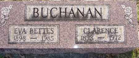 BETTES BUCHANAN, EVA - Franklin County, Ohio | EVA BETTES BUCHANAN - Ohio Gravestone Photos