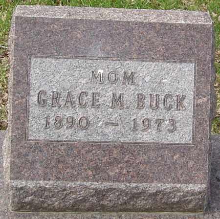 BUCK, GRACE M - Franklin County, Ohio | GRACE M BUCK - Ohio Gravestone Photos