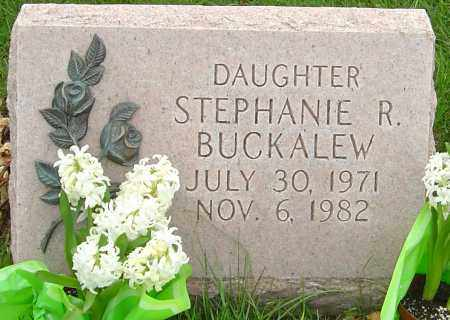BUCKALEW, STEPHANIE R - Franklin County, Ohio | STEPHANIE R BUCKALEW - Ohio Gravestone Photos