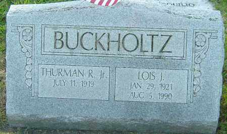 BUCKHOLTZ, LOIS J - Franklin County, Ohio | LOIS J BUCKHOLTZ - Ohio Gravestone Photos