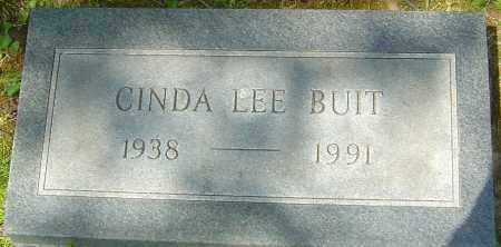 BUIT, CINDA LEE - Franklin County, Ohio | CINDA LEE BUIT - Ohio Gravestone Photos