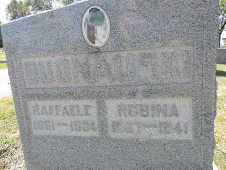 BUONAURIO, RAFFAGLE - Franklin County, Ohio | RAFFAGLE BUONAURIO - Ohio Gravestone Photos