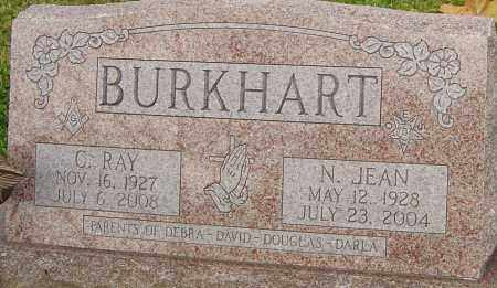 SMITHBERGER BURKHART, NORMA - Franklin County, Ohio | NORMA SMITHBERGER BURKHART - Ohio Gravestone Photos