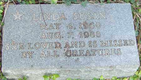 BURKMAN, LINDA SUSAN - Franklin County, Ohio | LINDA SUSAN BURKMAN - Ohio Gravestone Photos