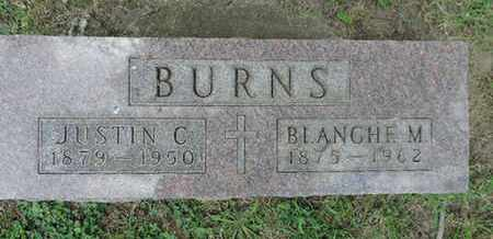 BURNS, JUSTIN C. - Franklin County, Ohio | JUSTIN C. BURNS - Ohio Gravestone Photos