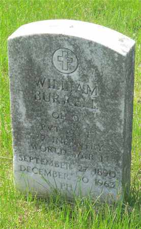 BURRELL, WILLIAM - Franklin County, Ohio | WILLIAM BURRELL - Ohio Gravestone Photos