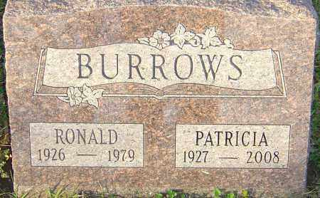 BURROWS, RONALD - Franklin County, Ohio | RONALD BURROWS - Ohio Gravestone Photos