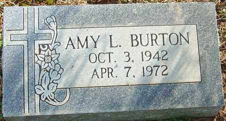 BURTON, AMY - Franklin County, Ohio | AMY BURTON - Ohio Gravestone Photos