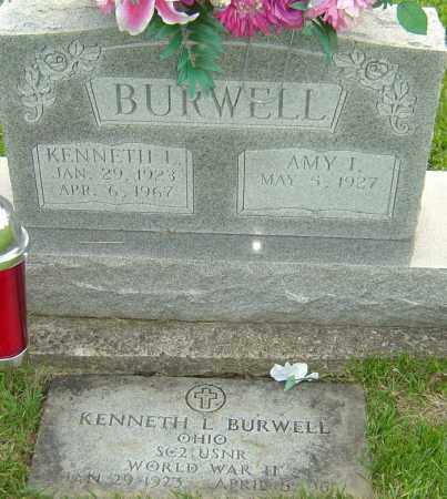 BURWELL, KENNETH L - Franklin County, Ohio | KENNETH L BURWELL - Ohio Gravestone Photos