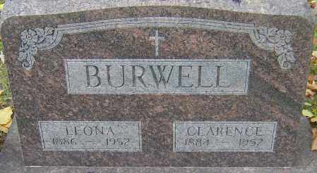 BURWELL, CLARENCE - Franklin County, Ohio | CLARENCE BURWELL - Ohio Gravestone Photos