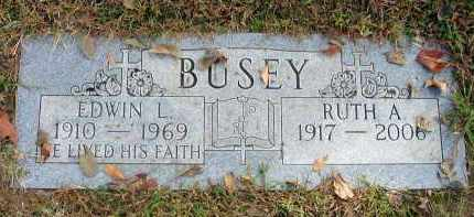 BUSEY, RUTH A. - Franklin County, Ohio | RUTH A. BUSEY - Ohio Gravestone Photos