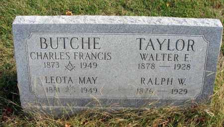 TAYLOR, RALPH W. - Franklin County, Ohio | RALPH W. TAYLOR - Ohio Gravestone Photos