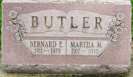 BUTLER, MARTHA M - Franklin County, Ohio | MARTHA M BUTLER - Ohio Gravestone Photos
