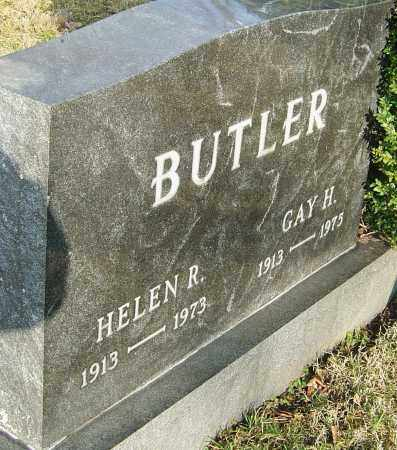 BUTLER, GAY H - Franklin County, Ohio | GAY H BUTLER - Ohio Gravestone Photos