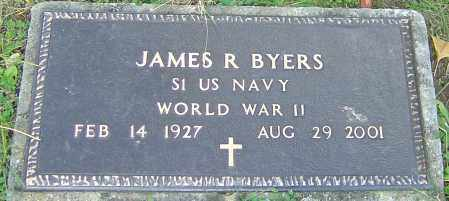 BYERS, JAMES R - Franklin County, Ohio | JAMES R BYERS - Ohio Gravestone Photos