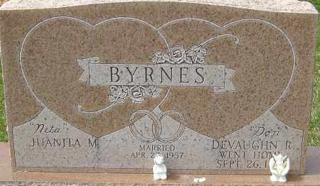 "BYRNES, DEVAUGHN R  ""DON"" - Franklin County, Ohio 