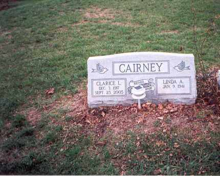 CAIRNEY, LINDA L. - Franklin County, Ohio | LINDA L. CAIRNEY - Ohio Gravestone Photos
