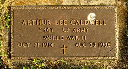 CALDWELL, ARTHUR LEE - Franklin County, Ohio | ARTHUR LEE CALDWELL - Ohio Gravestone Photos