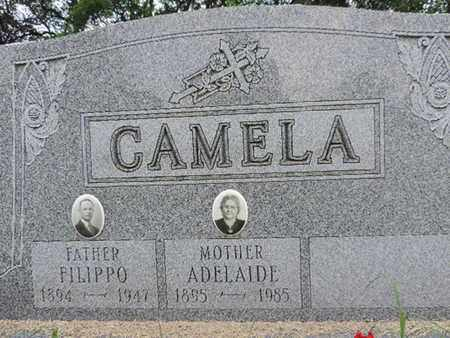 CAMELA, ADELAIDE - Franklin County, Ohio | ADELAIDE CAMELA - Ohio Gravestone Photos