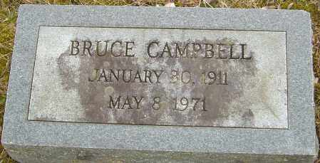 CAMPBELL, BRUCE - Franklin County, Ohio | BRUCE CAMPBELL - Ohio Gravestone Photos