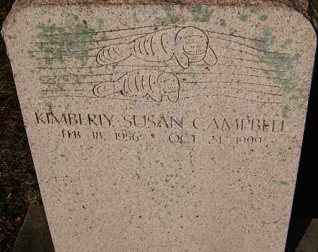 CAMPBELL, KIMBERLY SUSAN - Franklin County, Ohio | KIMBERLY SUSAN CAMPBELL - Ohio Gravestone Photos