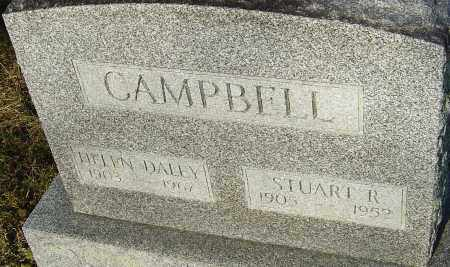 DAILEY CAMPBELL, HELEN - Franklin County, Ohio | HELEN DAILEY CAMPBELL - Ohio Gravestone Photos