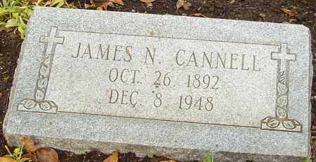 CANNELL, JAMES - Franklin County, Ohio | JAMES CANNELL - Ohio Gravestone Photos