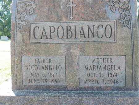CAPOBIANCO, MARIANGELA - Franklin County, Ohio | MARIANGELA CAPOBIANCO - Ohio Gravestone Photos