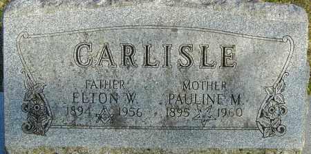 CARLISLE, PAULINE M - Franklin County, Ohio | PAULINE M CARLISLE - Ohio Gravestone Photos